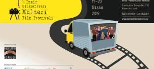 Nefret söylemlerine karşı, İzmir'de Uluslararası Mülteci Film Festivali yapılacak