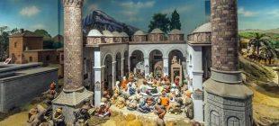 Aksaray'daki Somuncu Baba Minyatür Müzesi