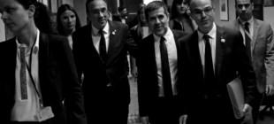 Ayrılıkçı Katalan vekiller cezaevinden çıkıp parlamentoda yemin etti