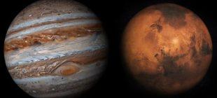 Haftaya Mars Jüpiter damgasını vuracak!