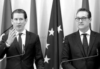 Rüşvet görüntüleri Avusturya başbakan yardımcısını koltuğundan etti
