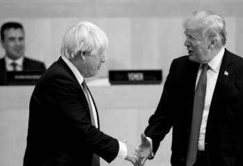 'Britanya başbakan adayları benden destek istedi' diyen Trump seçimini yaptı: Johnson