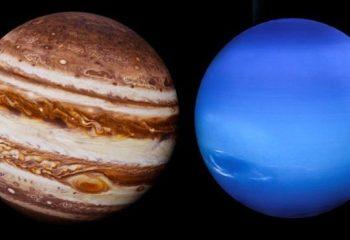 Jüpiter Neptün etkileşimi