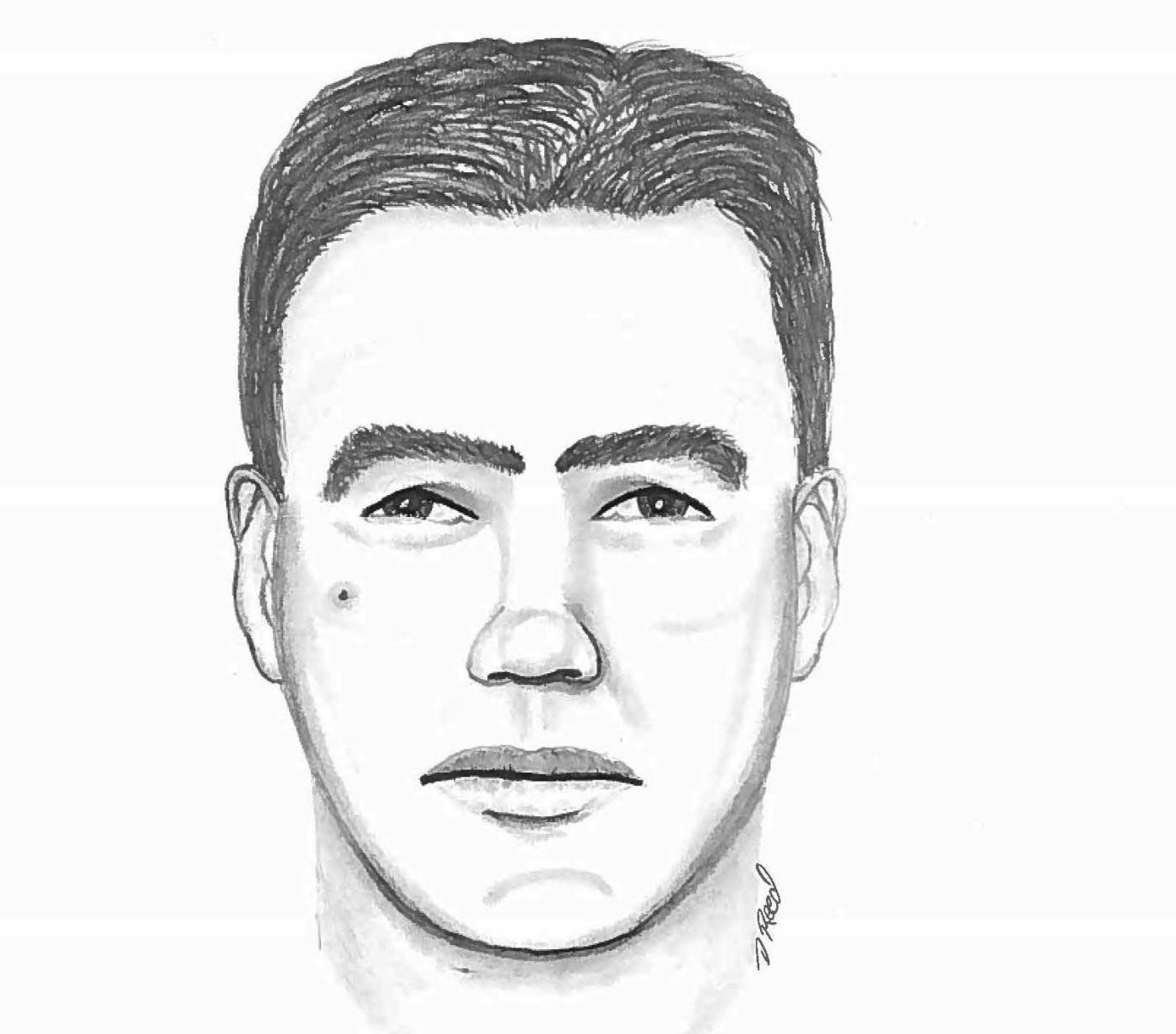 Gorham police release sketch of assault and burglary