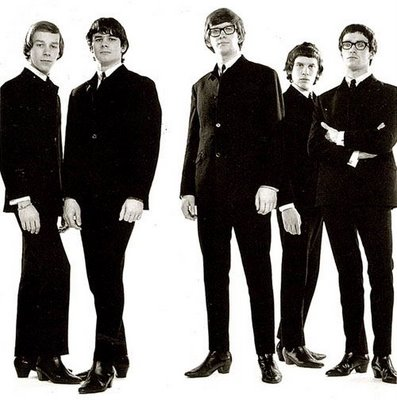"""The Zombies were formed in St. Albans, England in 1961, a bedroom community just north of London.  The group toured locally while all of the members were still in school, signing to Decca records in 1964, and scoring their first hit """"She's Not There"""" that same year.  Despite their middle-class upbringings and somewhat manner delivery, The Zombies were R&B enthusiasts, recording versions of """"You Really Got A Hold on Me"""", """"Road Runner"""", and """"Got My Mojo Workin'"""".  They would expand their palette of covers versions with a superlative version of the Bacharach/David classic """"The Look of Love"""", later immortalized by fellow Brit Dusty Springfield."""
