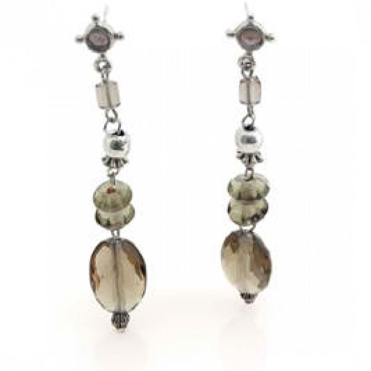 Fair Trade Drop Earrings