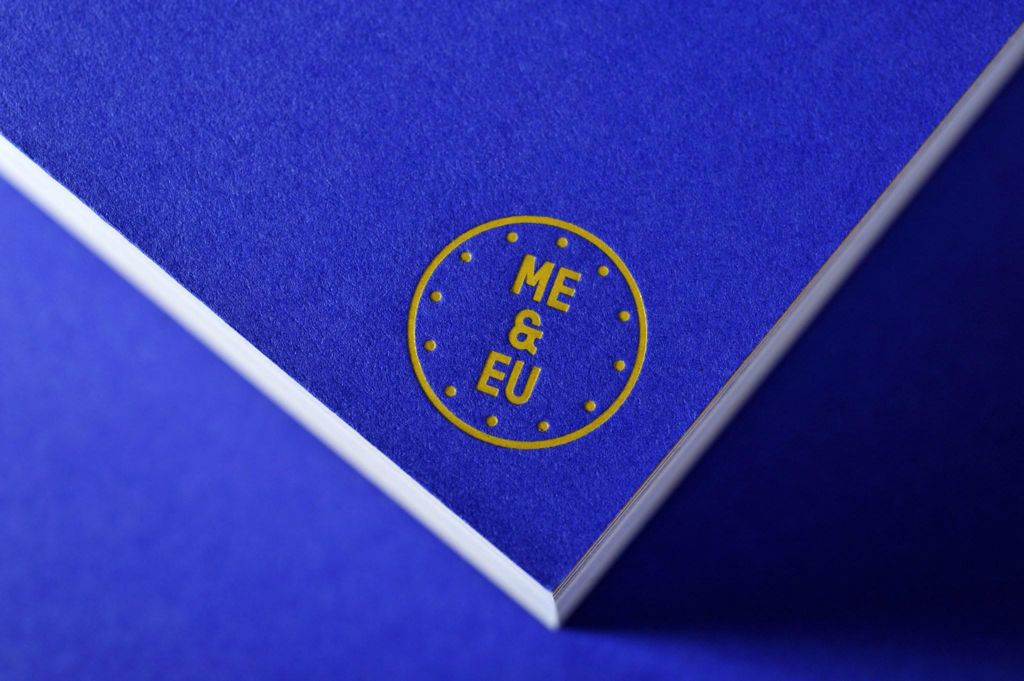 ME & EU foiled Logo