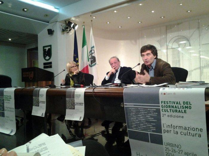 Presentato alla Regione Marche il Festival del Giornalismo Culturale