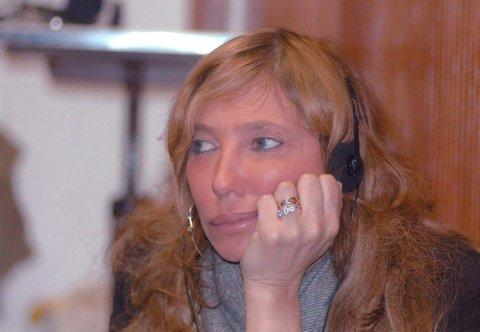 "Maria Garcia, responsabile ""Club Forza Silvio"" etsero"