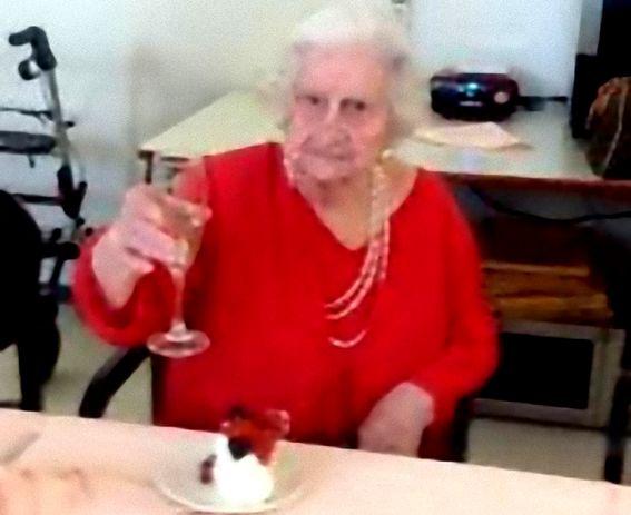 Il lieto fine. Lucrezia Fulcieri, 107 anni, avrà di nuovo la sua pensione