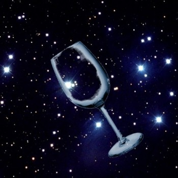 Una notte di vino tra stelle cadenti e Sagrantino