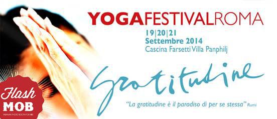 Yogafestival Roma 2014