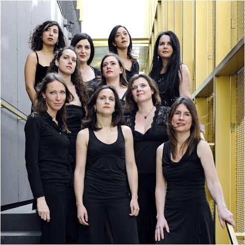 Concerto di tango al Palladium con 10 donne franco-argentine