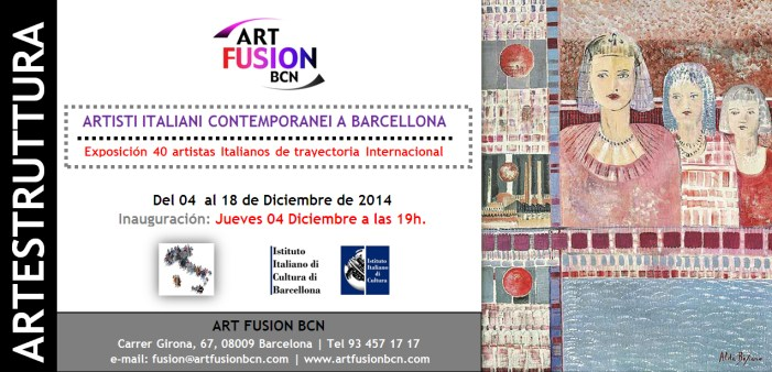 Artisti italiani contemporanei a Barcellona