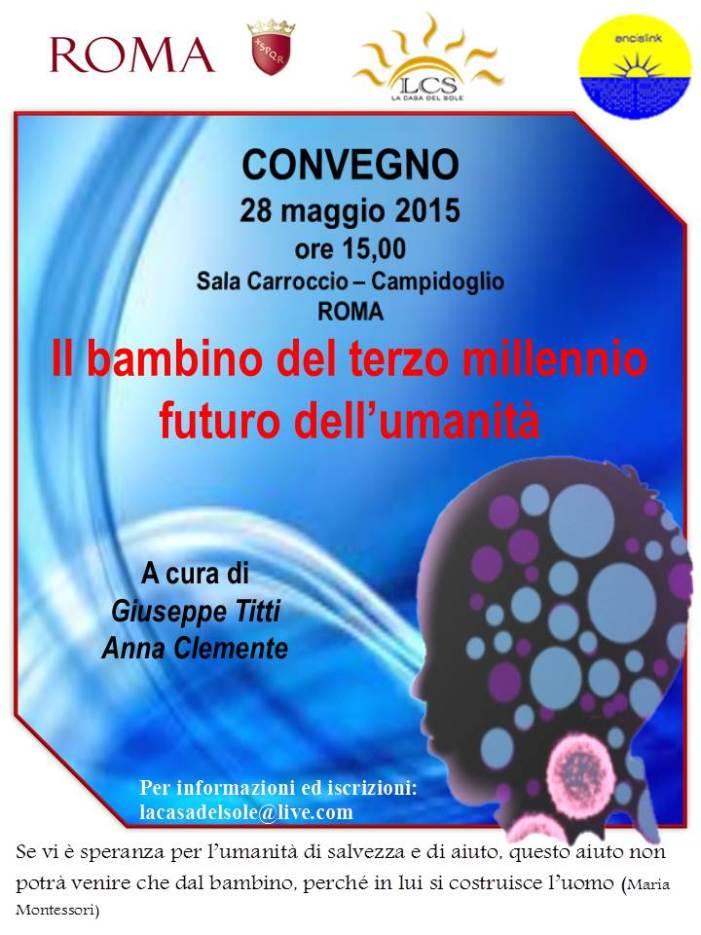 Anna Clemente e Giuseppe Titti: Il Bambino