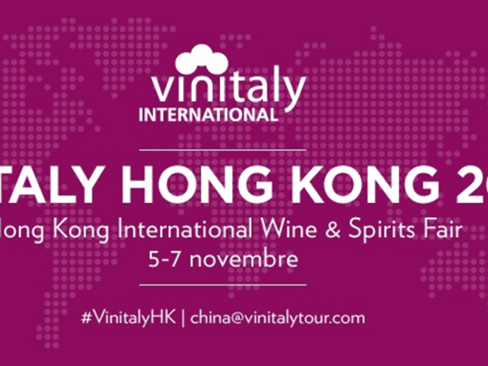 Vinitaly International all'Hong Kong International Wine & Spirits Fair