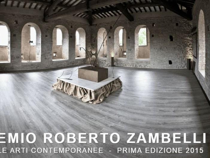 Torna il Premio Zambelli a Torre Strozzi e si presenta con la prima edizione per le arti contemporanee