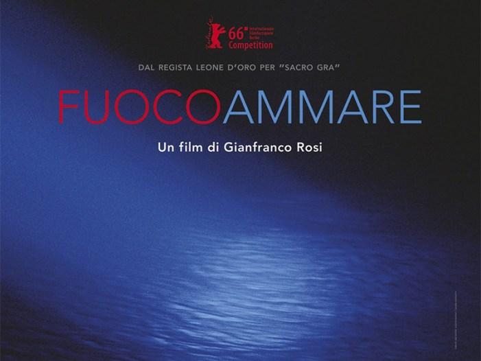 """""""Fuocoammare"""" il nuovo film del Leone d'Oro Gianfranco Rosi"""
