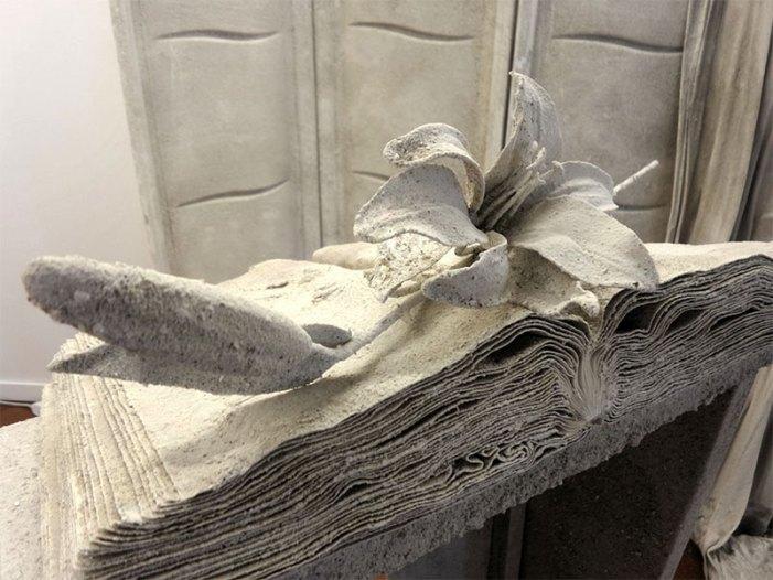 L'Annunciazione: installazione di Ignazio Fresu