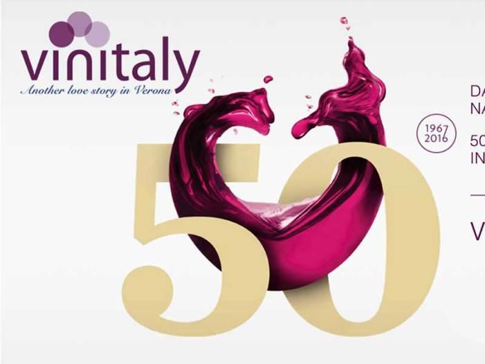 Calici dal mondo al 50° Vinitaly