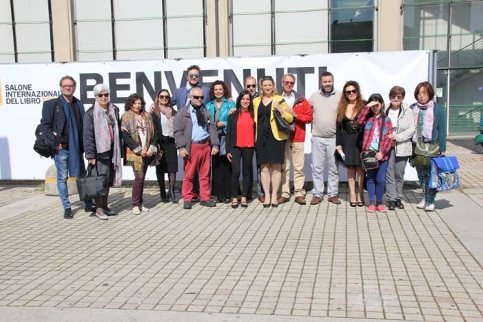 Bertoni Editore e i suoi poeti al Salone del Libro Torino, un felice debutto