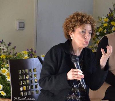 Dottoressa Angela Tecce - Direttore Polo Museale della Calabria
