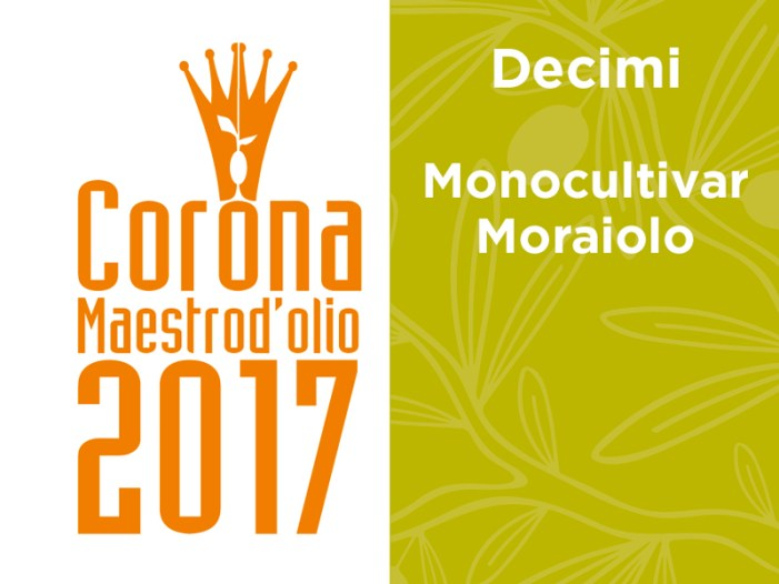 La Monucultivar Moraiolo Decimi