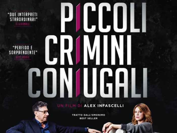 Piccoli crimini coniugali, con Castellitto e Buy