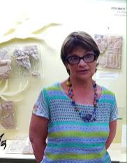 Rossella Agostino - Direttore Museo e Parco Archeologico di Locri