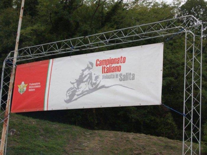 Campionato Italiano di velocità in salita del mondo a due ruote