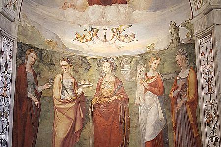Jacopo Siculo, un siciliano in Umbria