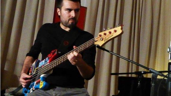 La metafisica della musica di Antonio Lusi nel suo nuovo disco: Seven
