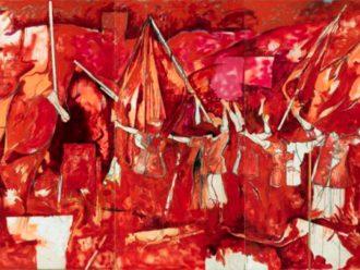 Festa-cinese-mario-Schifano-1968