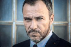L'attore Massimiliano Gallo, testimonial dell'evento