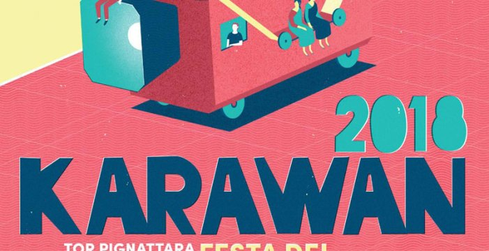 Karawan – La festa del Cinema Itinerante