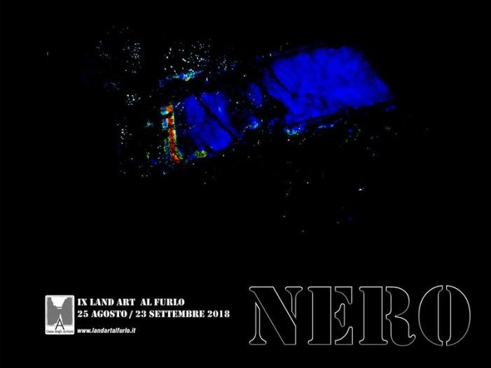 """IX Edizione Land Art al Furlo: """"NERO"""""""