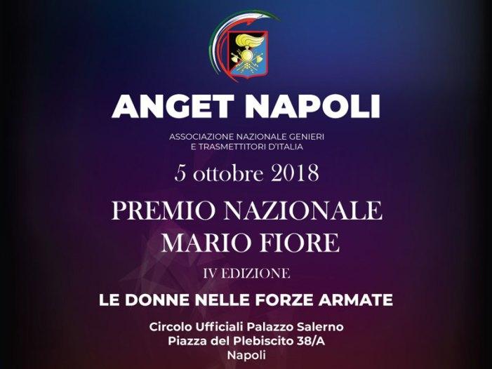 """Premio Nazionale """"Mario Fiore"""": a Palazzo Salerno la cerimonia di consegna"""