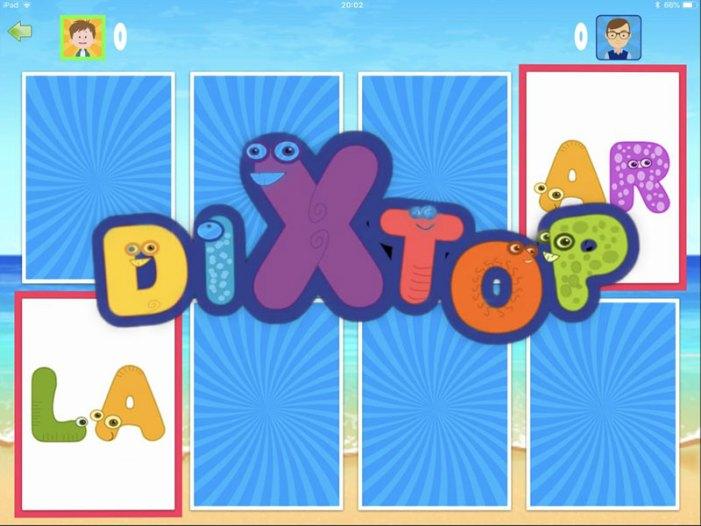 Dislessia: nasce DiXtop, la prima App che previene e limita gli effetti della dislessia