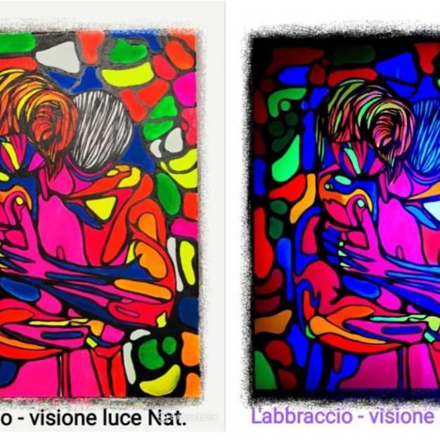 Labbraccio-fluo-Marco-Scali