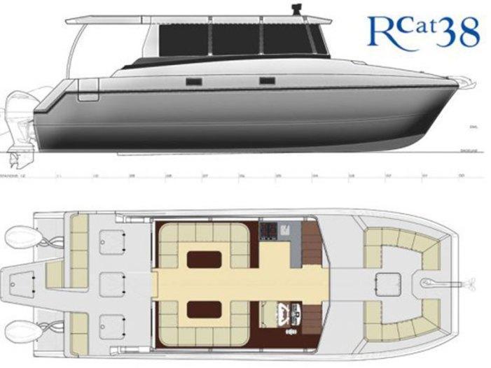 """Nasce Rcat38, il""""Suv del mare"""": """"È già boom di vendite"""""""