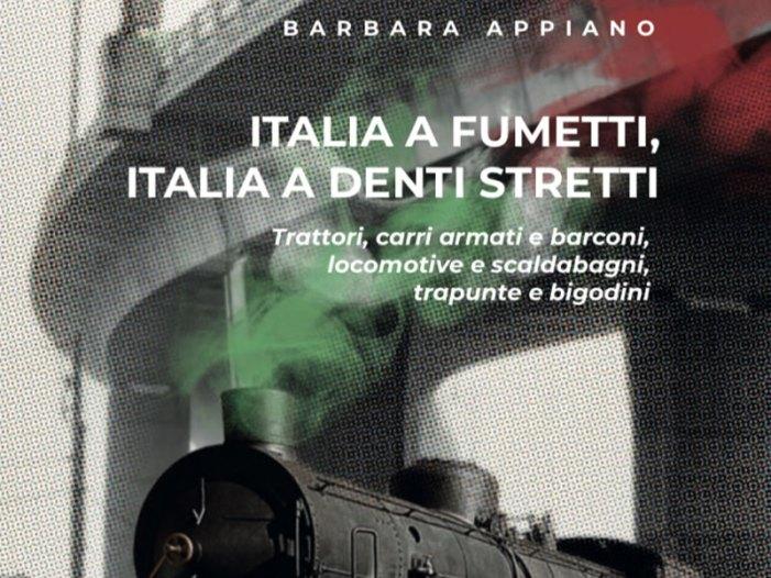 """La storia recente dell'Italia nel romanzo a fumetti """"Italia a fumetti, Italia a denti stretti"""""""
