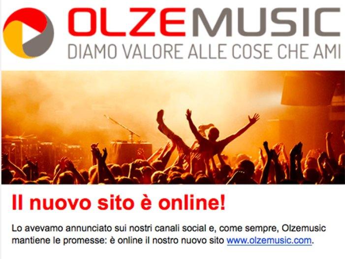 Sanremo, torna la classifica popolare di OLZEMUSIC