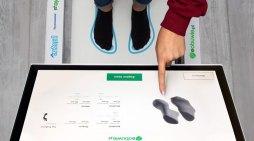 eCommerce: arriva in Italia la scansione del piede 3D, per acquistare online le scarpe giuste