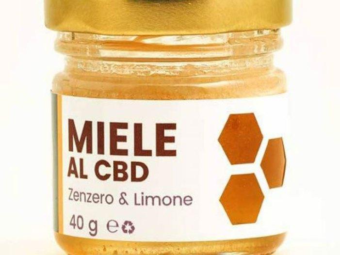 Nasce il Miele 2.0: contiene cannabis, zenzero e limone, per fare il pieno di salute