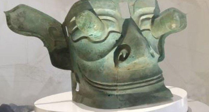 Ai Mercati di Traiano i tesori del Sichuan 'incontrano' l'Impero Romano