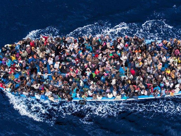 Così il clima spinge le migrazioni verso l'Italia