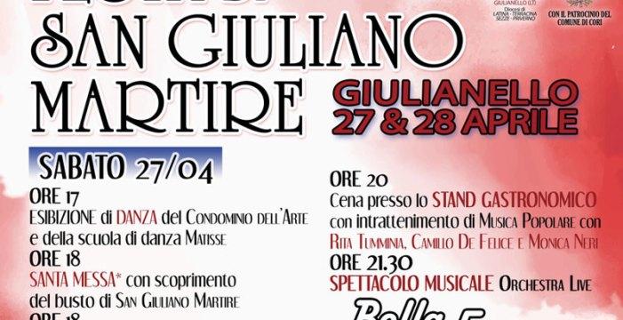 Festa di San Giuliano Martire