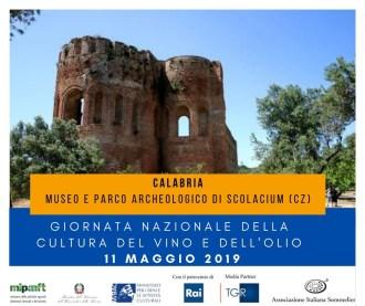 Giornata nazionale della cultura del vino e dell'olio-locandina