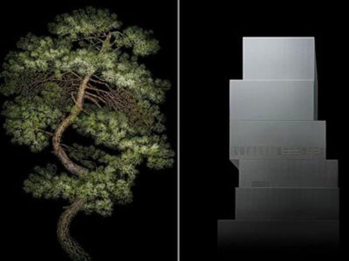 I Monumenti di Kung fra natura e città