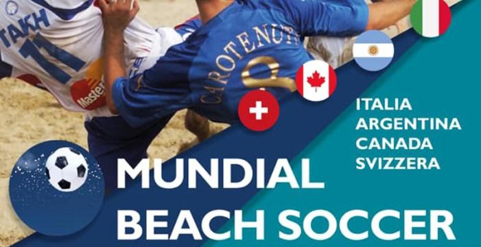 A Marotta il Mundial Beach Soccer entra nel vivo